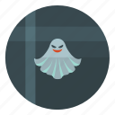 dead, ghost, halloween, helloween, scary, spirit, spooky icon