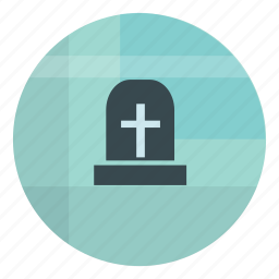 cemetery, dead, death, grave, gravestone, grove, halloween, helloween, rip, tomb, tombstone icon