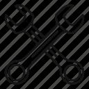 tire, fitting, keys, vector, thin