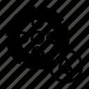 drop, tyre, car, vehicle, tire, wheel icon