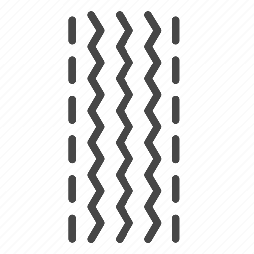 marks, tire, traces, tracks, wheel icon