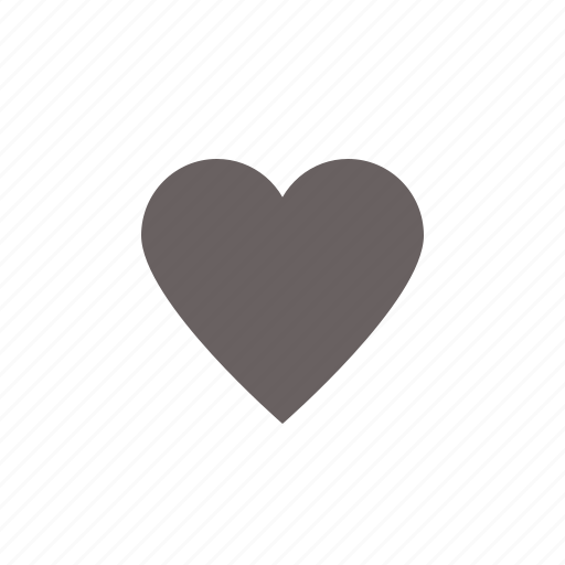heart, love, on, toggle icon