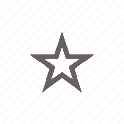 off, rating, star icon