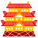 asian, city, cityscape, japan, skyline, tokyo, tokyo imperial palace