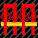 asian, city, cityscape, japan, rainbow bridge, skyline, tokyo