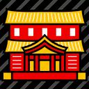 asian, city, cityscape, japan, skyline, tokyo, tokyo national museum