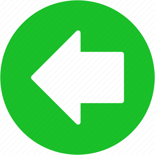 arrow, back, before, direction, left, previous, undo icon