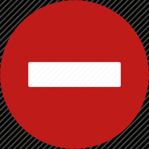 cancel, close, danger, lock, no, remove, stop icon