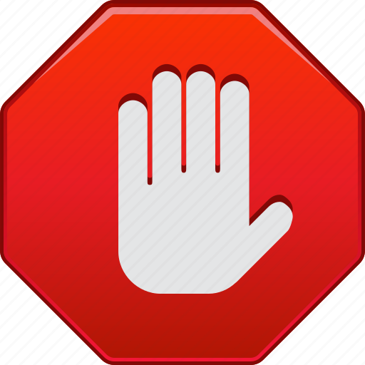 control, danger, pause, road signs, stop sign, terminate, warning icon