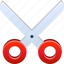 cut, discount coupon, edit, scissor, scissors, surgery tools, tool icon