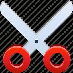 cut, discount coupon, edit, scissor, scissors, surgery tools, tool icon
