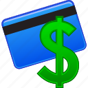banking, business, cash, currency, dollar, finance, pay icon
