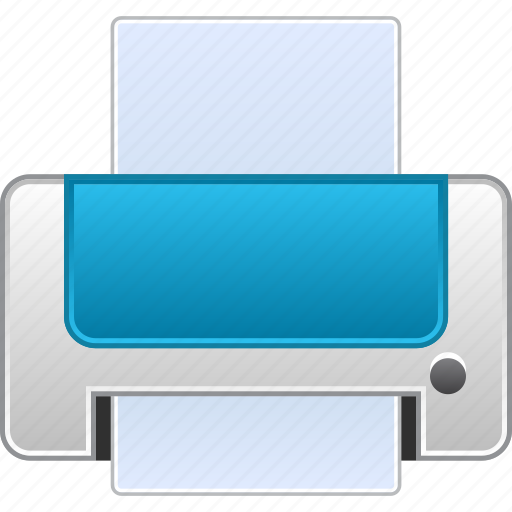 hardcopy, hardware, output, print files, printer, printing, publish document icon