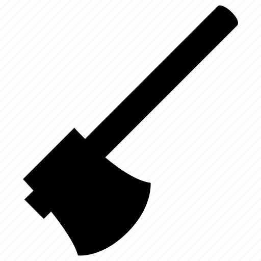 axe, chop, equipment, hatchet, tool icon