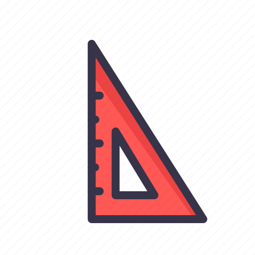 angle, compass, drawing, geometry, mathematics, tool icon