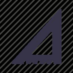 angle, compass, drawing, geometry, mathematics, tool icon