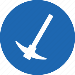 agriculture, construction, dig, digging, gardening, plow, plowing icon