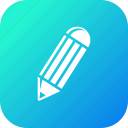 draw, job, pen, pencil, stationary, tool, write icon