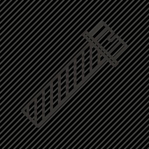 bolt, driver, repair, screw, tool icon