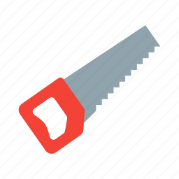 blade, carpenter, pila, saw, tool, woodwork, woodworker icon