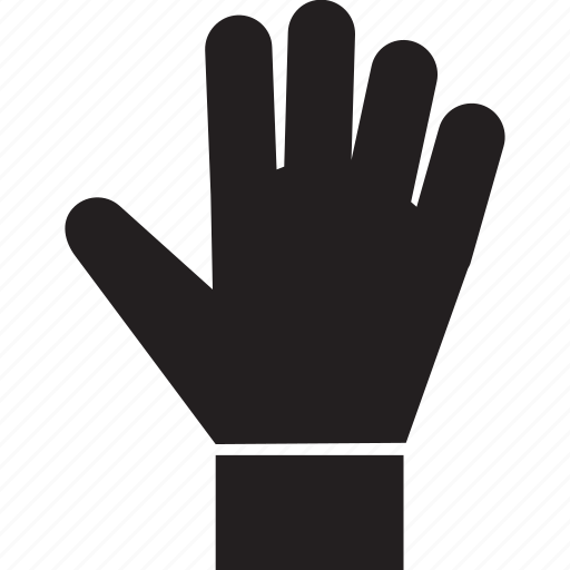 gloves, hand, protection, safety, tool icon