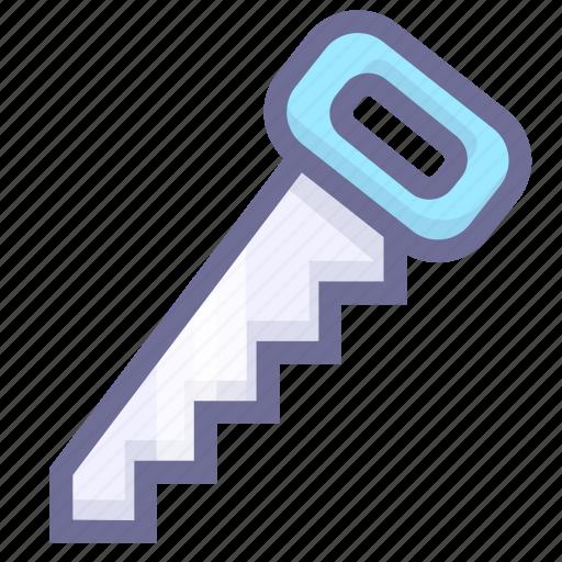 knife, saws, tool icon