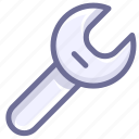 fix, parameter, setting, tool, wrench icon