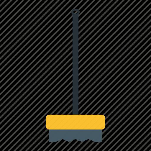 Broom, clean, tool, sweep icon