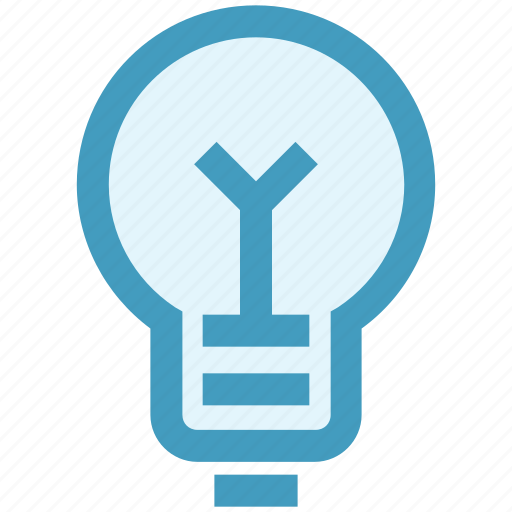 bulb, electric lamp, light, light bulb, light emitting diode, power station icon