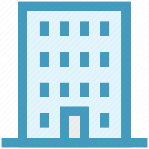 building, commercial building, construction, housing society, office, real estate icon