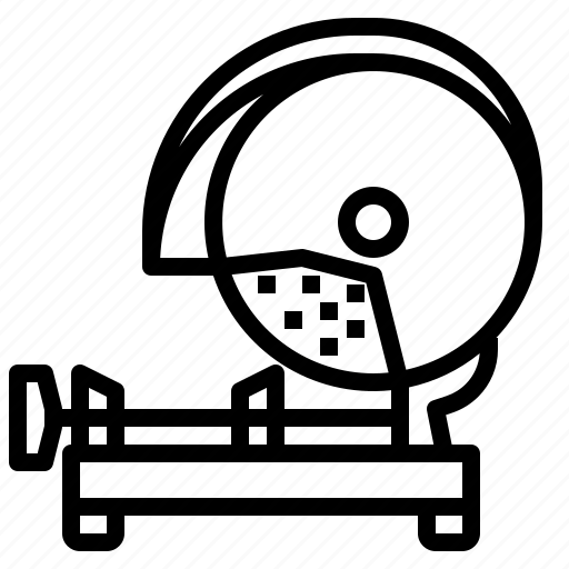 Chop, circular, saw icon - Download on Iconfinder