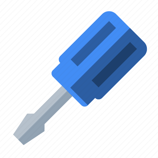 builder, carpenter, construction, repair, screw, screwdriver, tool icon