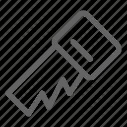 equipment, saw, tool icon