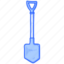 army, dig, digger, military, shovel, tool icon