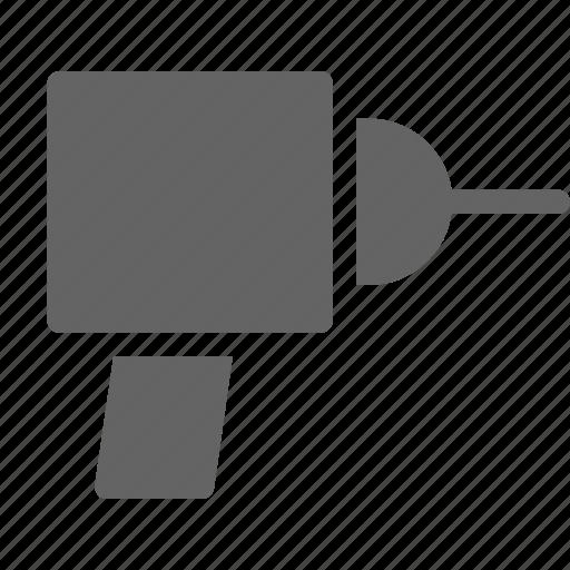construction, drill, drilling, equipment icon