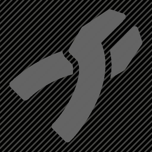 construction, pliers, repair, tool icon
