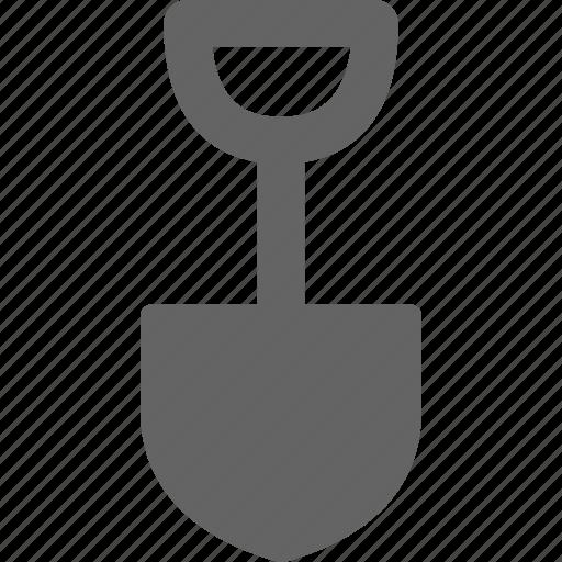 farm, gardening, shovel, spade icon
