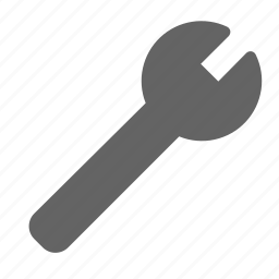 service, spanner, wrench icon