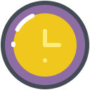 alarm, clock, history, schedule, time, watch icon