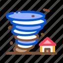 fire, flood, house, insurance, tornado