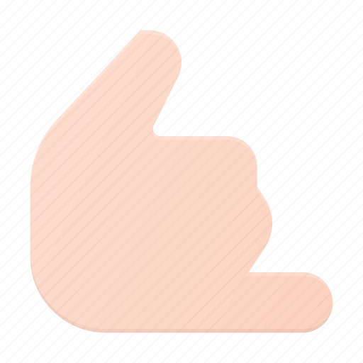 Call, gesture, hand, looser, me, touch icon - Download on Iconfinder