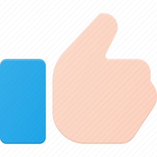 Gesture, hand, like, rate, thumbs, touch, up icon - Download on Iconfinder