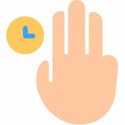 drag, hand, rotate, tap, touch gesture, zoom icon