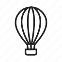 hot air balloon, ballooning, adventure, travel