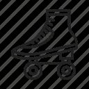 skates, skating, skate shoes, roller skates