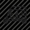 tuk-tuk, rickshaw, auto rickshaw, transport