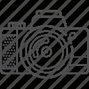 camera, photography, tourism, travel
