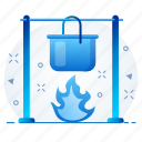 barbecue, barbeque, bbq, cook, cooking icon
