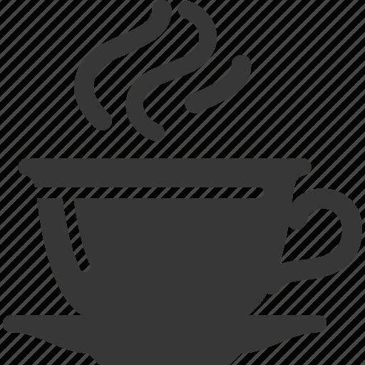 breakfast, coffee, tea icon
