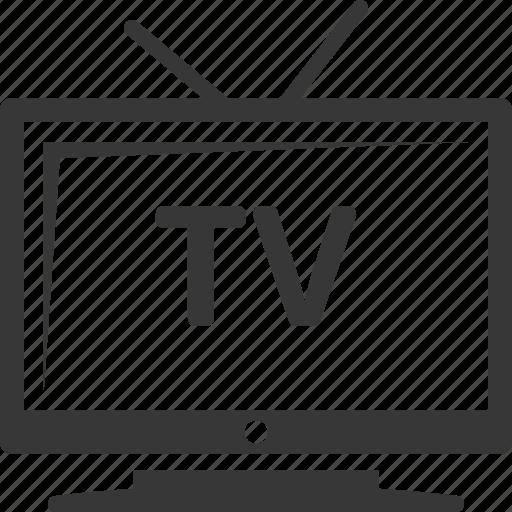 Television, tv icon - Download on Iconfinder on Iconfinder